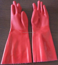 long sleeve working gloves for hand and arm protection
