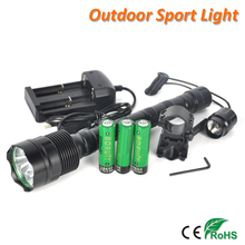 Super Bright Most Powerful LED Torch Light Police Security Flashlight