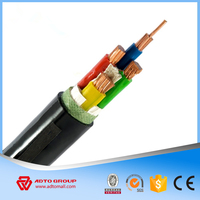 Medium voltage XLPE SWA armored XLPE 240mm2 xlpe cable