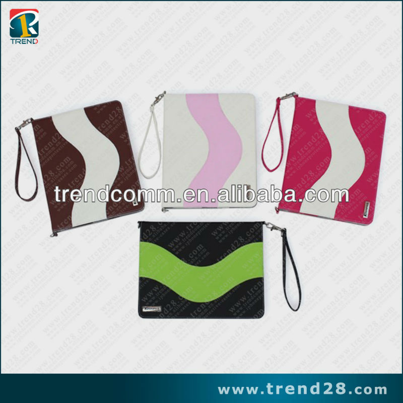 wholesale handbags in china custom leather for ipad5 case