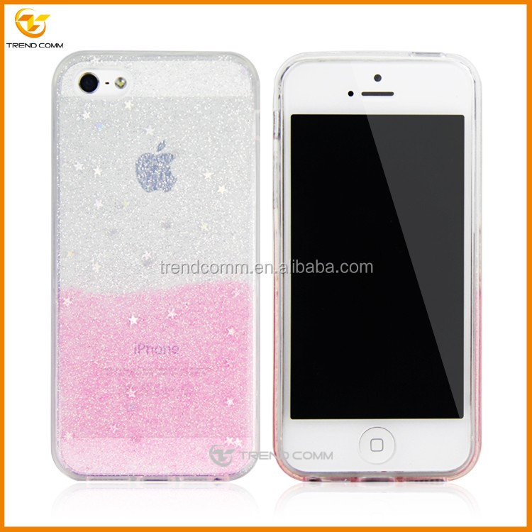 Mobile phone new design tpu phone case for iphone 5