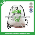 cotton drawstring bag canvas