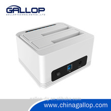 New Style Clone function HDD Docking station Sold On Alibaba