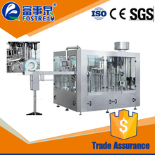 Gold supplier automatic mineral bottle filling plant equipment