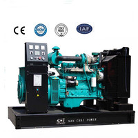 1% off Promotion 400V 50Hz Hot SALE Open 100KVa Magnetic Generator