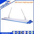 Rplace tube 150W Linear high bay light rosh ce cb ul dlc high quality best price from Hishine