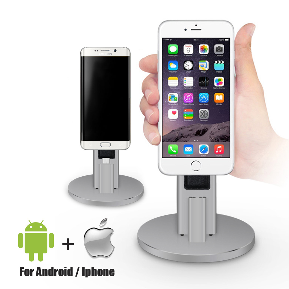NetDot Adjustable Desktop Mobile Phone Holder