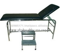 Medical Examination Coach, Stainless Steel