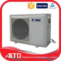 Alto AL-018 high quality tank less chiller compressor chilled water system chiller freezer mini aquarium cooling