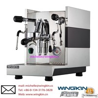 Coffee Maker, Bar Brewer Style coffee machine, Stainless Steel Carafe