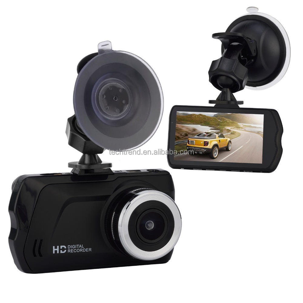 "3.0"" IPS Car Dvr with GPS, Full HD <strong>1080P</strong> Dash Cam for Vehicles,<strong>G</strong>-sensor, Motion Dection"