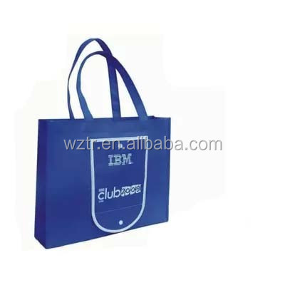 printable foldable cheapest new non woven shopping bags