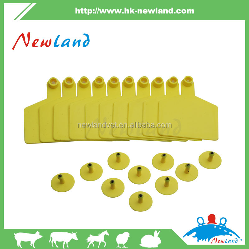 2016 top selling veterinary equipments plastNL601 top selling veterinary equipments plastic animal pig cow cattle sheep ear tag