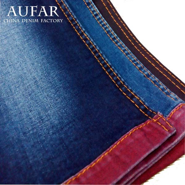 3531B137 all type of garments blue denim jeans for industrial