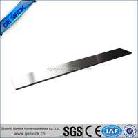 99.95% pure Tungsten sputtering target