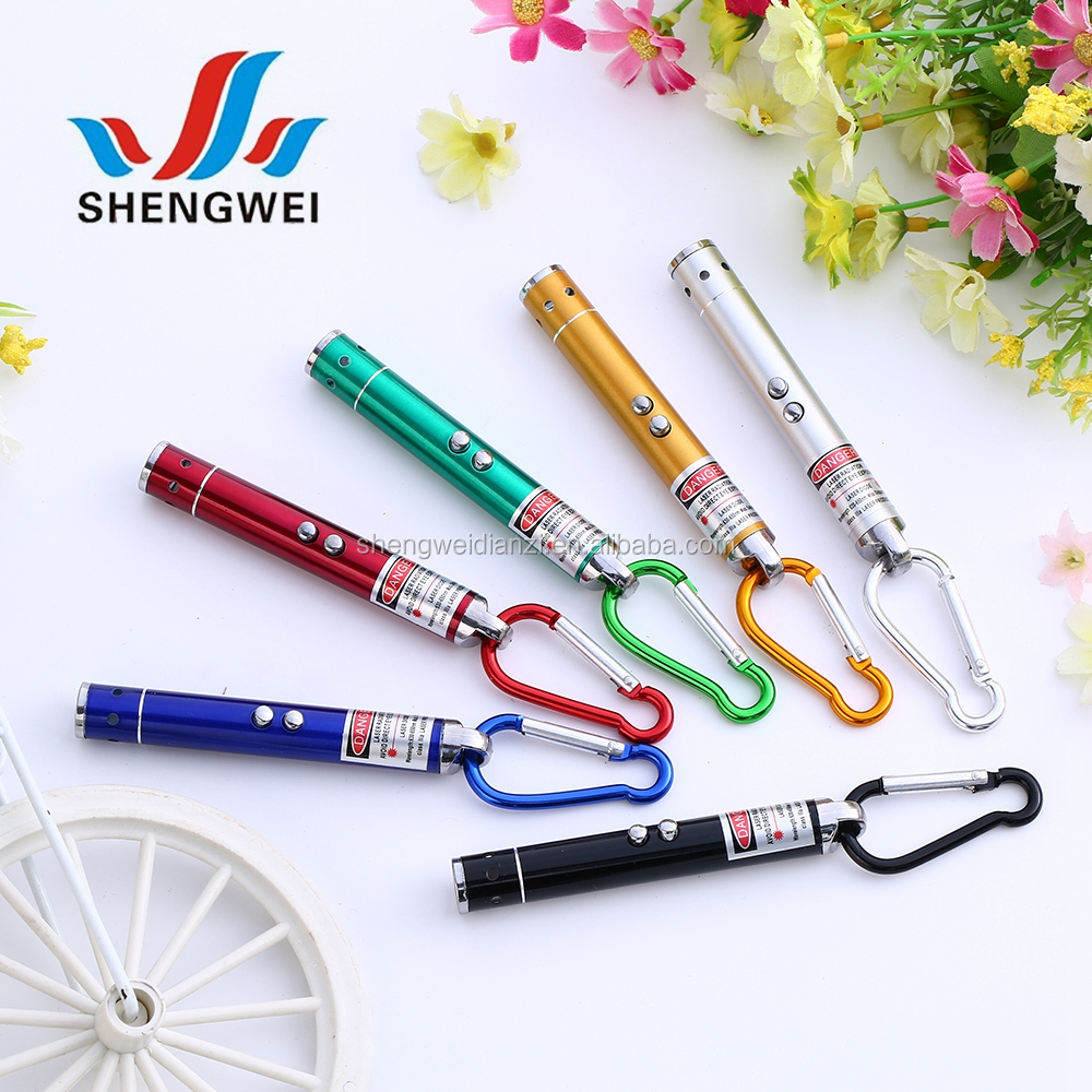 Hot selling custom micro flashlight laser pointer heads,light pen for kids