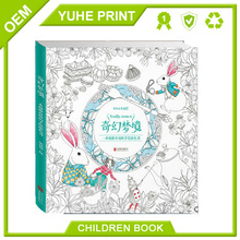 Fantastic comic attractive price high class wholesale bulk 4C/4C printing hardcover children book