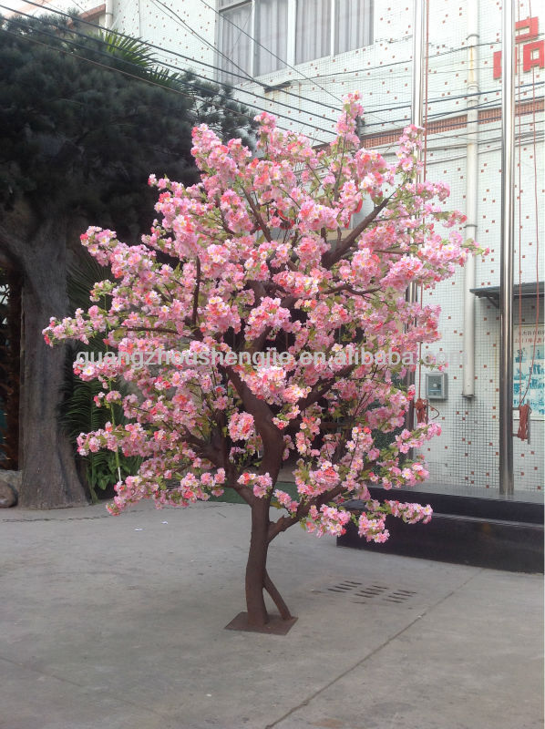 artificial plants new cherry flower