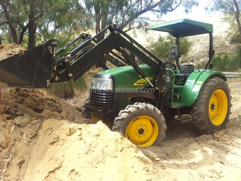 farm tractor DQ404 with front end loader 40hp, farm tractor, agricultural tractor, tractors prices