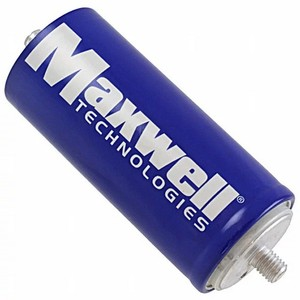 Maxwell 3000F 2.7V super capacitor battery with Screw terminal super capacitor power bank