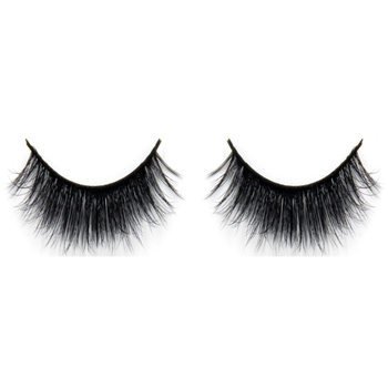 Newest design natural looking soft beauty silk false eyelashes for cosmetics
