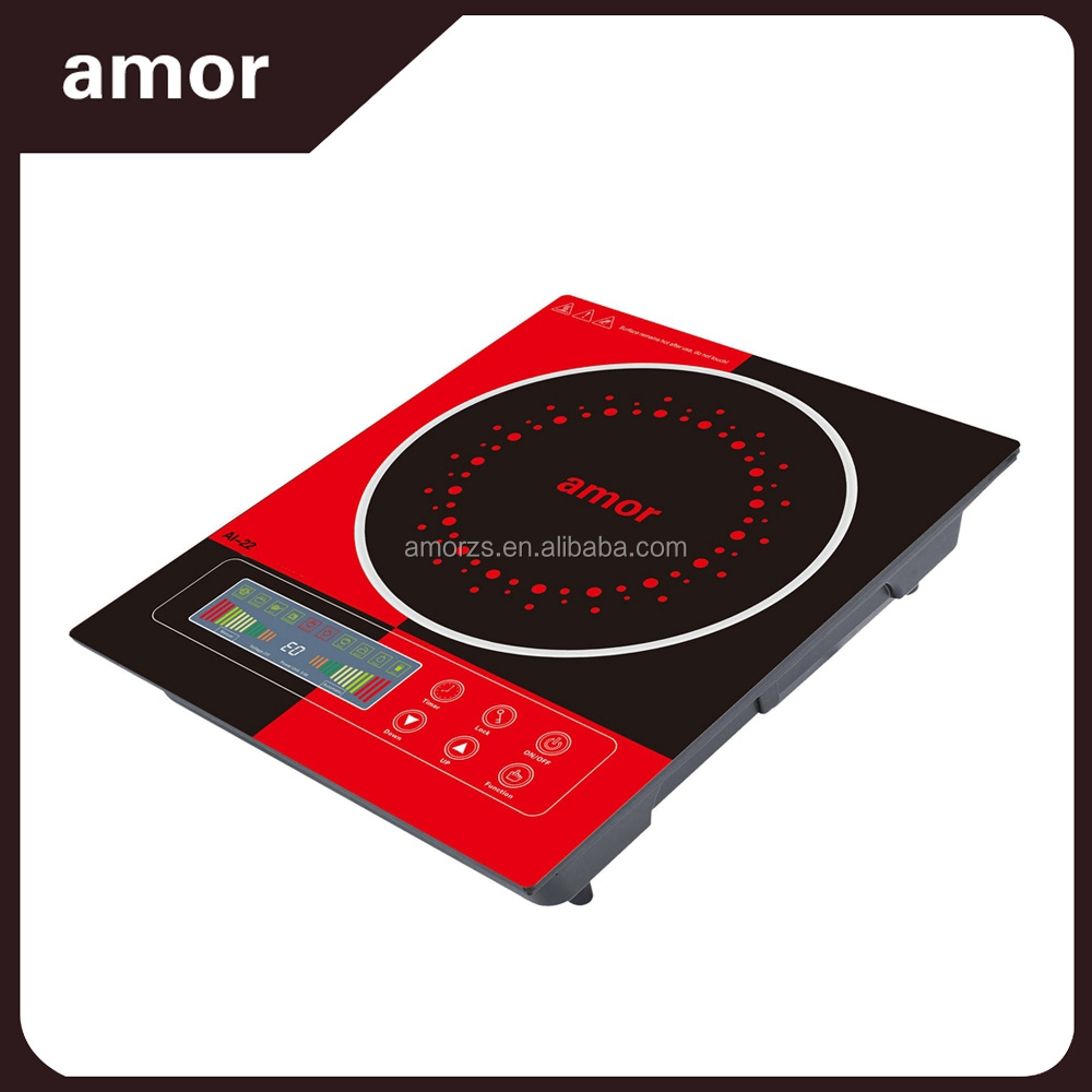Table top multi-function induction cooker for kitchen use