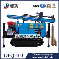 chassis mounted china drilling rig for water well