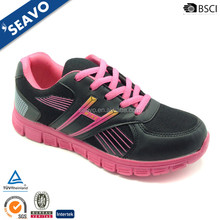 SEAVO 2016 modern fashion new designer pink eva athletic shoes for girls