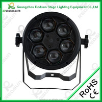 Stage par light wifi dmx controller atex 60w led flood light club making products