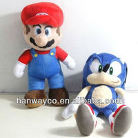stock plush dolls closeout dolls for children