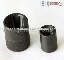 Black Mild Steel Pipe Fitting Sockets