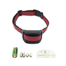 Pet Products Dog Training Collar Pet Anti Bark Collar with Shock Function