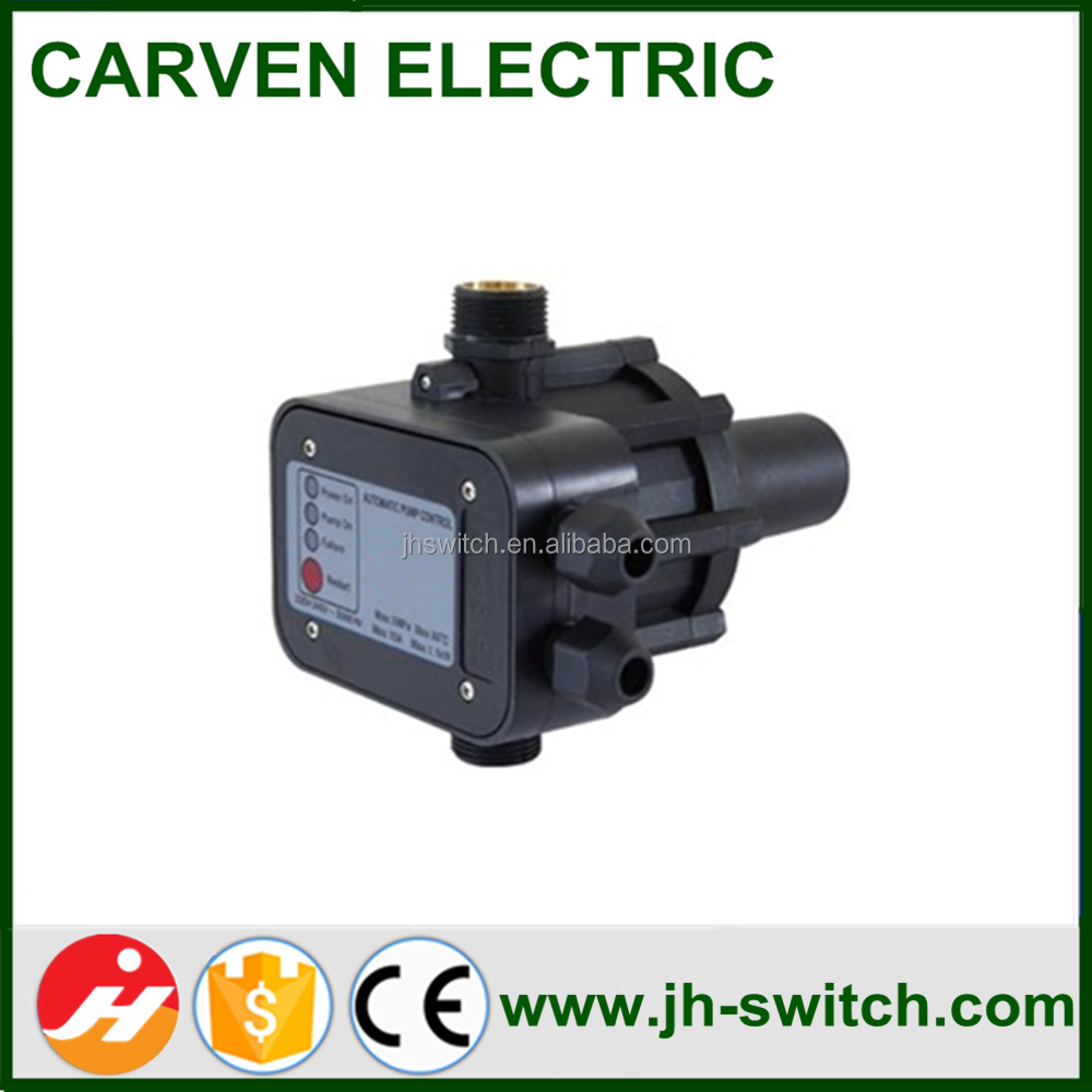 automatic water pump pressure switch pressure control change over switch electric switch