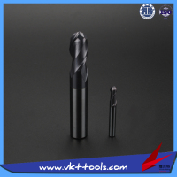 CNC lathesI Cutting Tools SO9001 Ball Head Alloy Milling Cutter