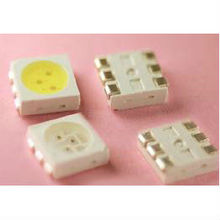 PLCC-6 Top LED SMD Diode 5050 Red