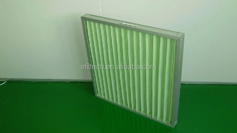 pre filter panel filter dacron rolls filter material