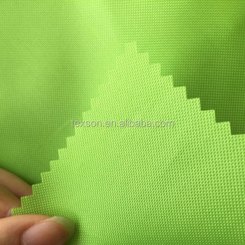 100% polyester 420d oxford fabric with PU coated for bags and backpack pencil boxes fabric