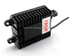CE approved HID 100W high power ballast AC 12V electronic ballast