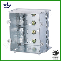 Hot Selling Metal Electrical Outlet Boxes