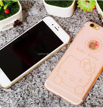 Unique device hello kitty plastic case mobile phone accessories for iphone 6s/6s plus