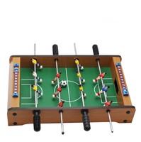 Mini Soccer Table/Popular Table Wooden Mini Soccer Football Game for Kids and Adults