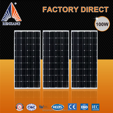 100 watt portable solar system for home,off-grid power station 1000 watt solar panel price india