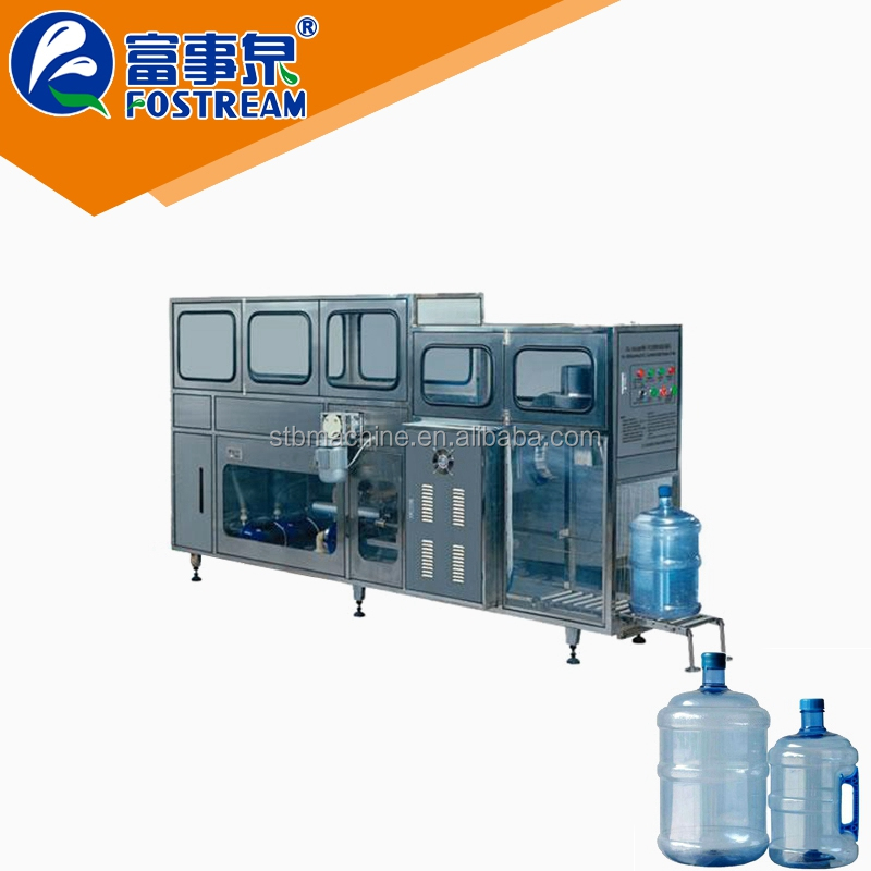 High Quality Best Price 3 gallon water bottling filling machine