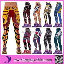 2017 High Quality 3D Printed Sexy Fitness Leggings For Women
