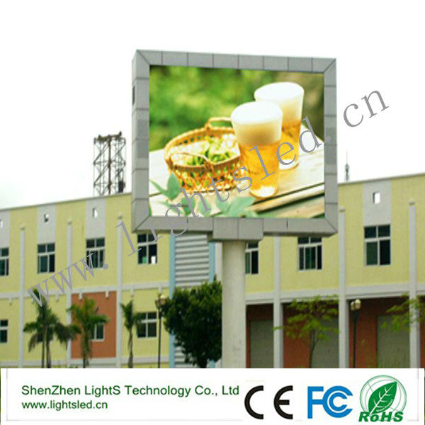 Outdoor LED LED Panel 3M X 2M Second Hand Outdoor LED Wall,LED Display Outdoor P10 Alibaba China