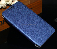 2014 Accept OEM mobile phone leather flip case cover for samsung galaxy note3 neo