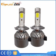 2017 Latest H1 H3 H4 H7 H8 H9 H11 H13 9003 9005 9006 9004 9007 Car H7 ETI Crees LED Headlight