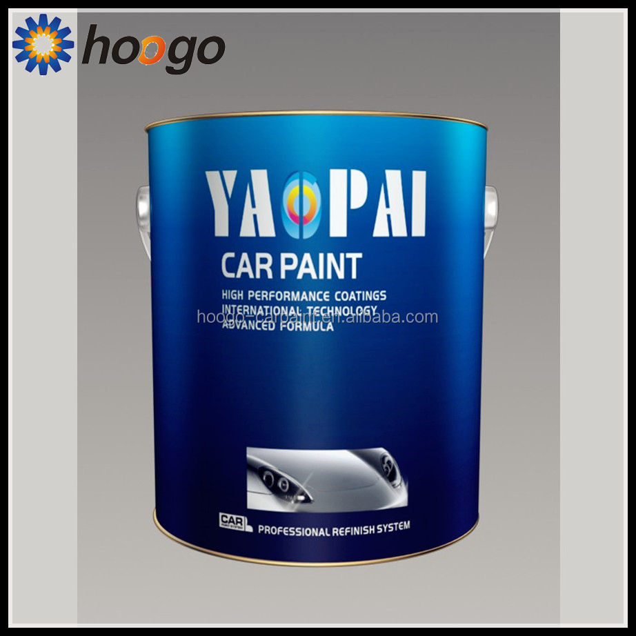 Anti Corrosive car paint epoxy primer
