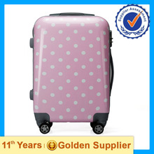 ABS kids trolley hard case luggage, hand luggage trolley