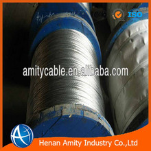 Hot dipped galvanized steel wire/high tensile stregth galvanized steel wire /high carbon steel wire